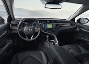 2020 Toyota Camry arrives in Europe - What are its chances against the Skoda Superb? - image 798712