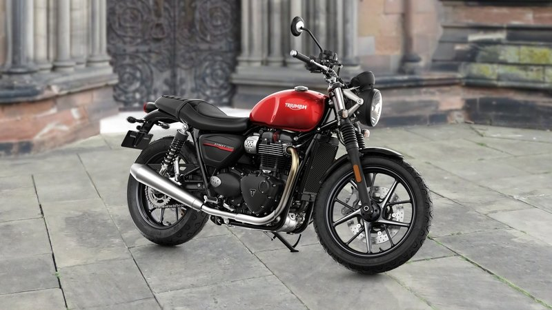 Tire Pressure Monitoring System >> 2019 Triumph Street Twin | Top Speed