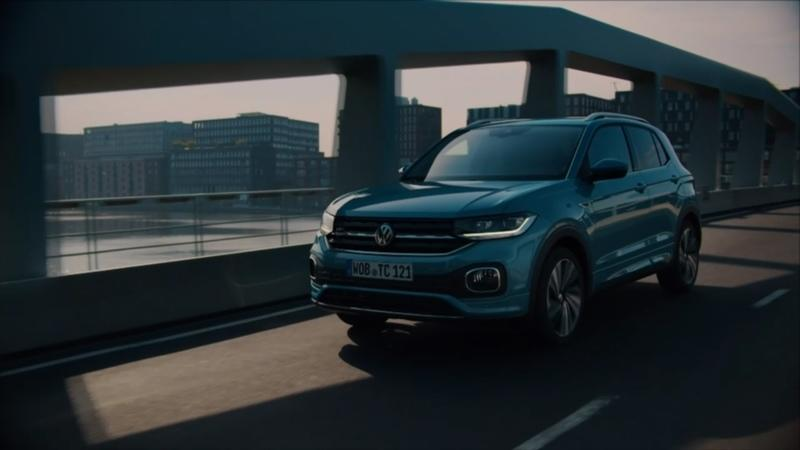 Volkswagen Hopes the T-Cross Will Inject an Urbanized Dose of Cool Into Its SUV Lineup