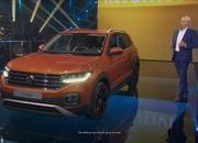 Volkswagen Hopes the T-Cross Will Inject an Urbanized Dose of Cool Into Its SUV Lineup - image 801819