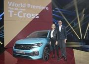 Volkswagen Hopes the T-Cross Will Inject an Urbanized Dose of Cool Into Its SUV Lineup - image 801832