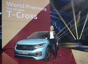 Volkswagen Hopes the T-Cross Will Inject an Urbanized Dose of Cool Into Its SUV Lineup - image 801833
