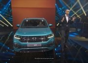 Volkswagen Hopes the T-Cross Will Inject an Urbanized Dose of Cool Into Its SUV Lineup - image 801802