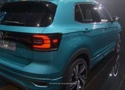 Volkswagen Hopes the T-Cross Will Inject an Urbanized Dose of Cool Into Its SUV Lineup - image 801803