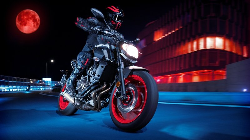 2018 2019 yamaha mt 07 top speed. Black Bedroom Furniture Sets. Home Design Ideas