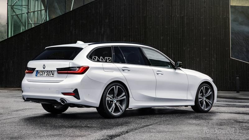 The 2020 BMW 3 Series Touring to Debut at the 2019 Geneva Motor Show in March