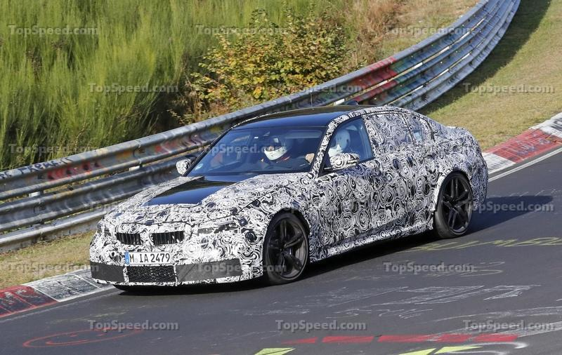 The 2020 G80 BMW M3 Will Be Offered with a Manual Transmission, but You'll Have to Give Up AWD