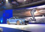 2020 Ford Mustang Shelby GT500 Revealed In Social Media Post - image 800979