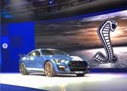 2020 Ford Mustang Shelby GT500 Revealed In Social Media Post - image 800980