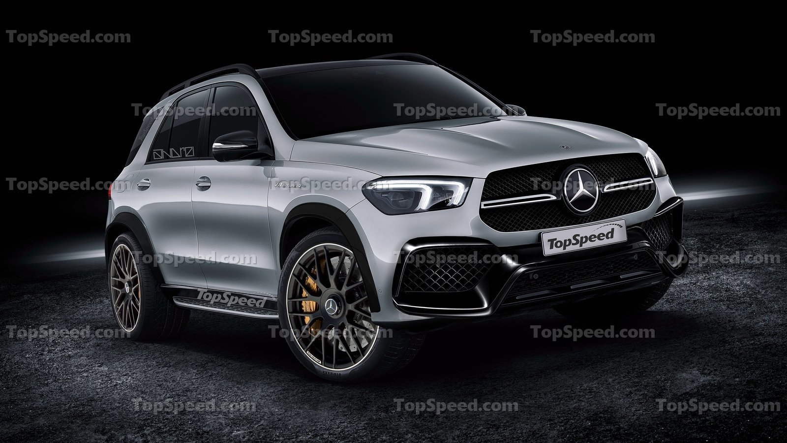 Our Latest Rendering The 2020 Mercedes Amg Gle 63 Top Speed