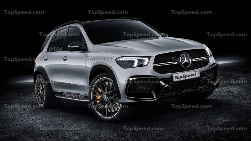 Did We Nail This Rendering of the 2020 Mercedes-AMG GLE 63?