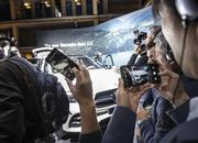 2020 Mercedes-Benz GLE Throws a Party Ahead of Paris Debut - image 797847