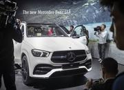 2020 Mercedes-Benz GLE Throws a Party Ahead of Paris Debut - image 797852