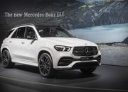 2020 Mercedes-Benz GLE Throws a Party Ahead of Paris Debut - image 798573