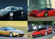5 Incredible Ferrari Special Edition Cars - image 797777
