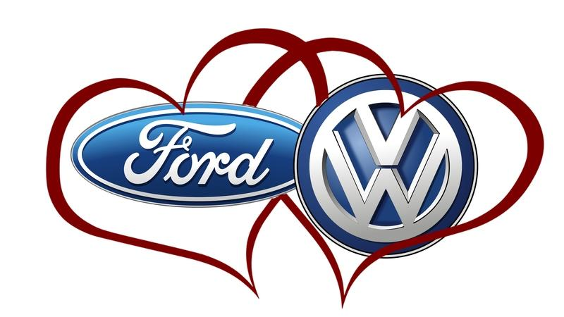 Updated: A Ford and Volkswagen Merger is Not Going to Happen