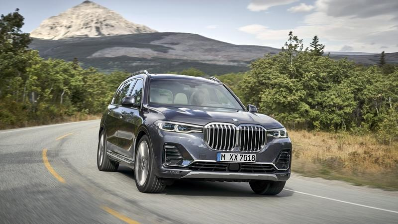 Amazing And Necessary Facts You Need to Know About The BMW X7