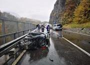 An Audi R8 Was Literally Ripped in Half After Colliding with a Volkswagen Van - image 802231