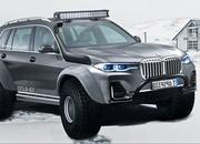 The Arctic Trucks BMW X7 Isn't Real but We Want One - image 802090
