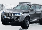 The Arctic Trucks BMW X7 Isn't Real but We Want One - image 802075