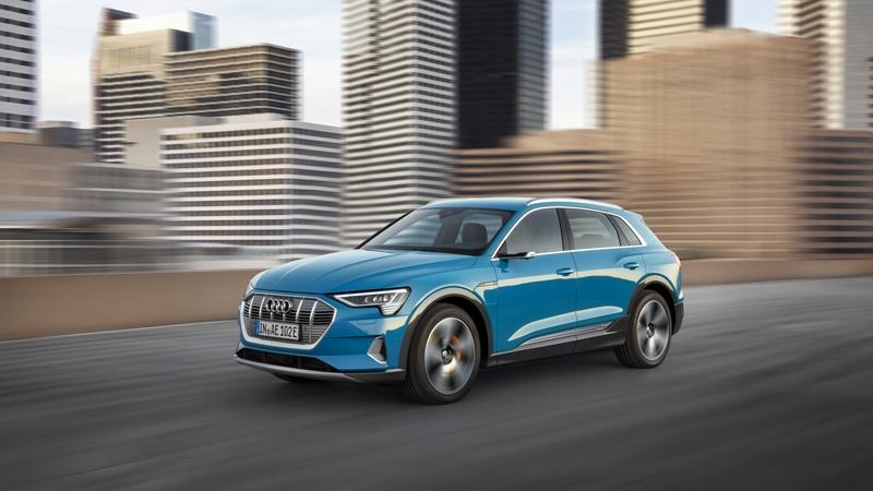 Audi Claims That The New E-Tron With All-Electric Quattro Will Offer Impressive Driving Drynamics