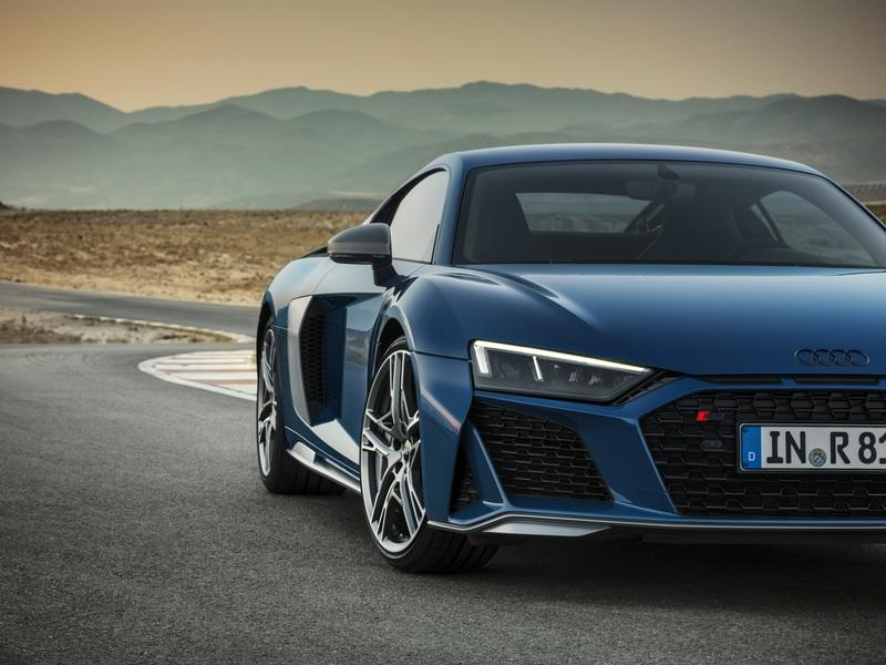 Wallpaper Of The Day: 2019 Audi R8 | Top Speed