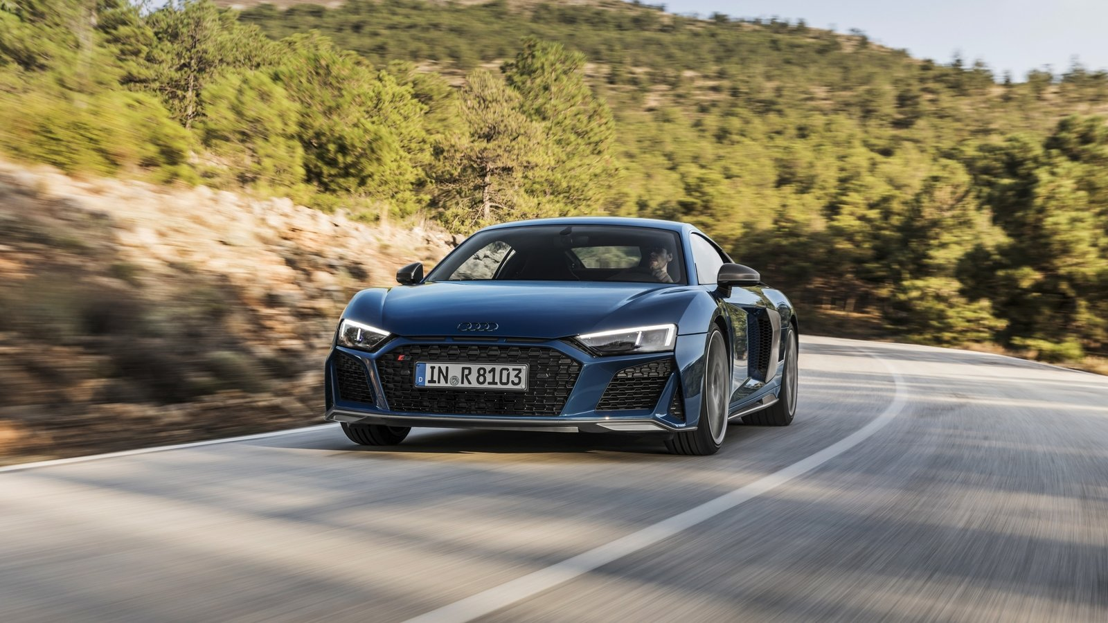 The Audi R Is More Attractive And Powerful Than Ever Top Speed - R8 audi