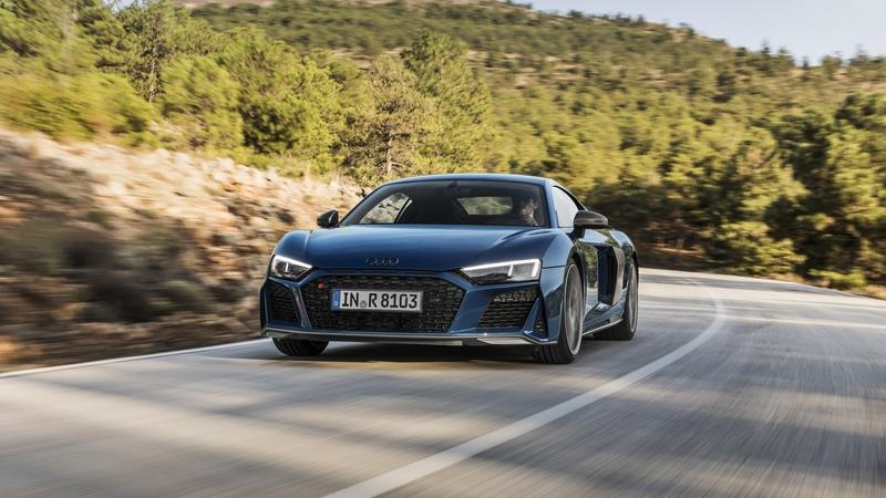 2019 Audi R8 Top Speed