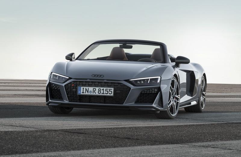 The 2019 Audi R8 is More Attractive and Powerful than Ever