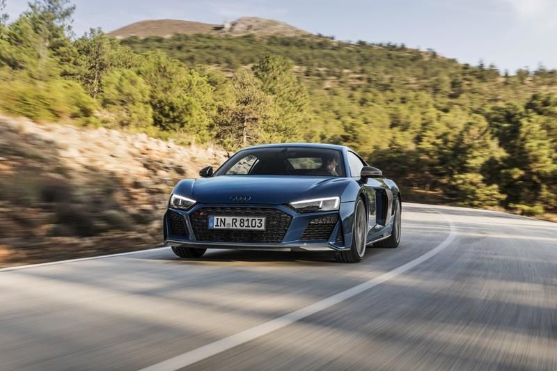 Audi Sport Wants the Next-Gen R8 to Have a V-10 But It Really Doesn't Need It