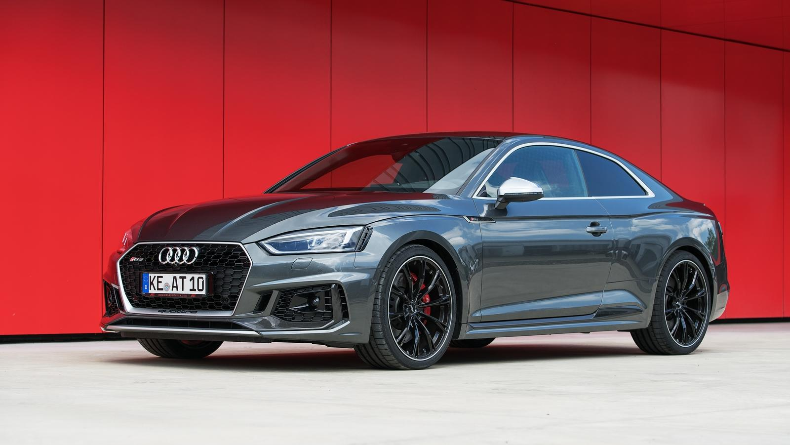 2018 audi rs5 by abt sportsline top speed