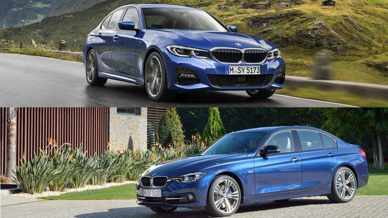 BMW Seriously Doesn't Want the 2019 3 Series Compared to the Older 3 Series