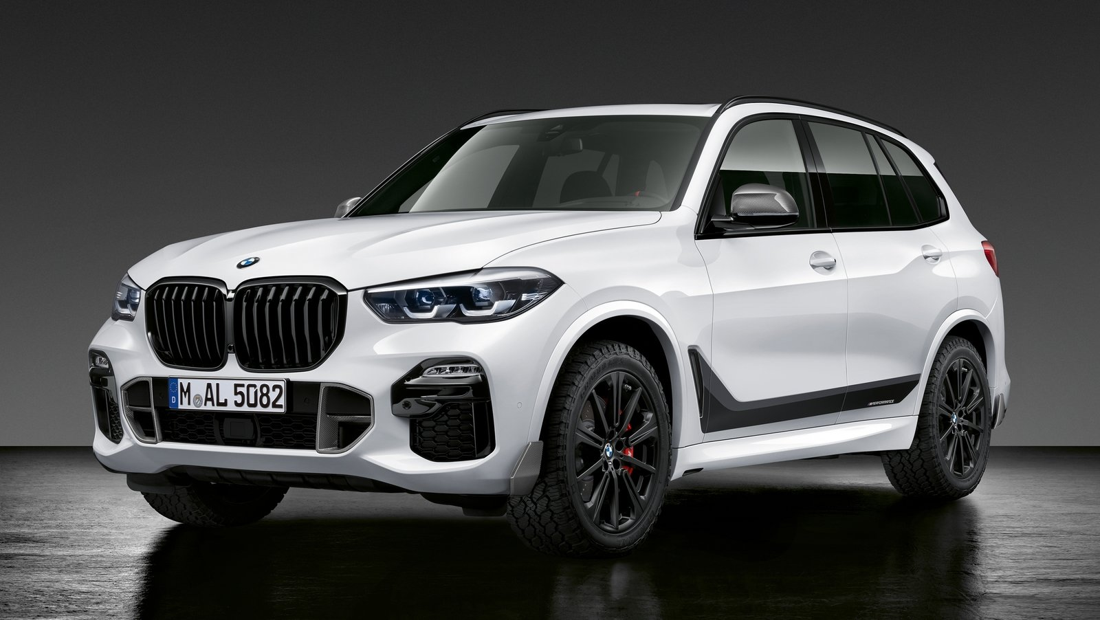 2019 Bmw X5 With M Performance Parts Top Speed