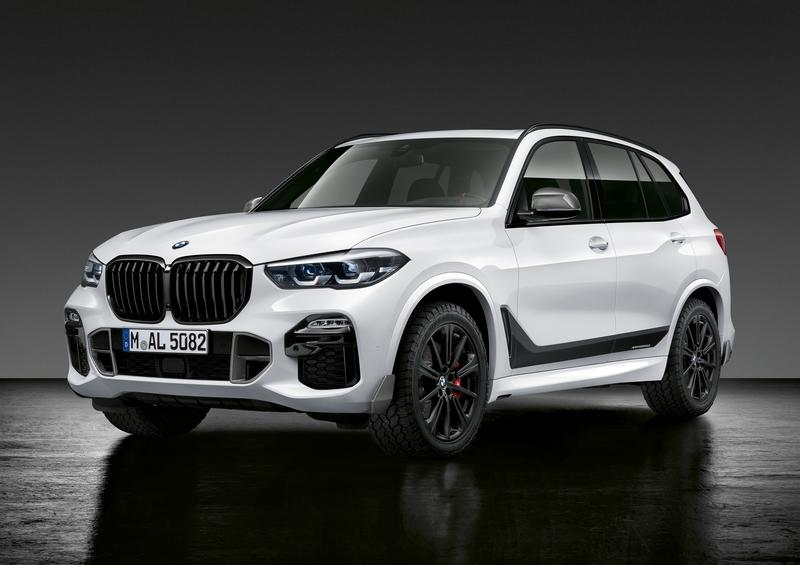 2019 BMW X5 with M Performance Parts