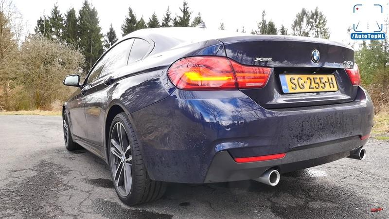 Check Out this Cool Acceleration Test Between a BMW 440i Gran Coupe and an Audi S5 Sportback