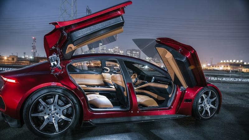 Fisker's Second Run Looks Promising Thanks to an Investment From Caterpillar for Solid-State Battery Technology