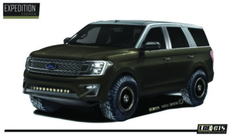 2018 Ford Expedition Classic by LGE*CTS Motorsports