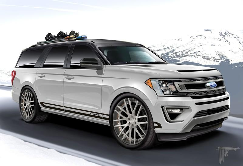 2018 Ford Destination Expedition by Hulst Customs