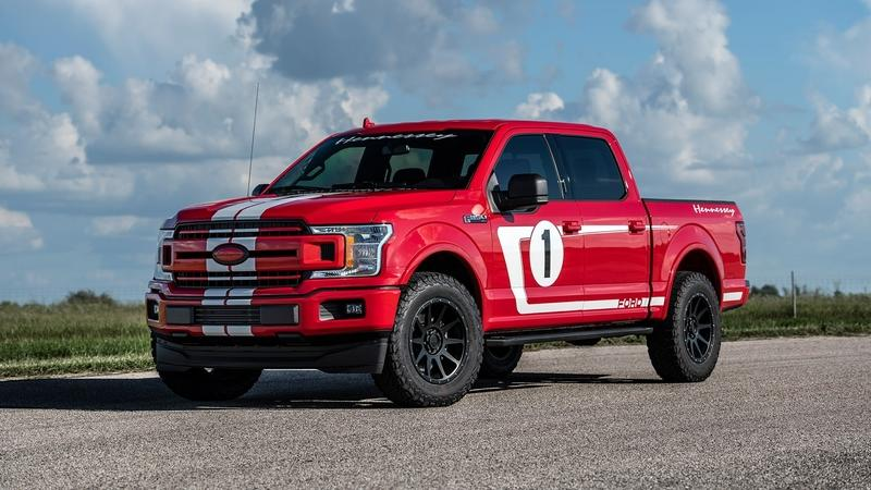 2018 Ford F-150 Heritage Edition by Hennessey