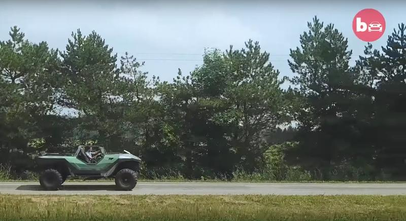 Halo Superfan Builds Himself a Life-Size Warthog: Video