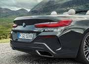 Here's the 2019 BMW 8 Series Convertible Before You're Supposed to See It - image 802833