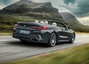 Here's the 2019 BMW 8 Series Convertible Before You're Supposed to See It - image 802834