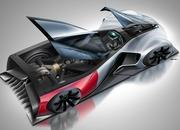 Holden's Bathurst Time Attack Concept Car is a 1-Megawatt Beast! - image 799066