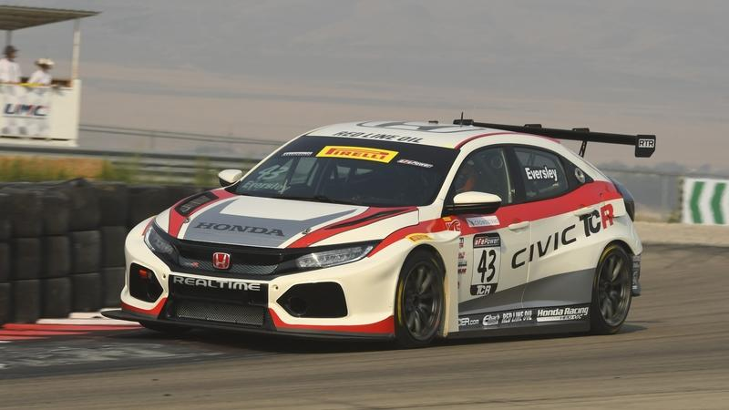 2018 Honda Civic Type R TCR