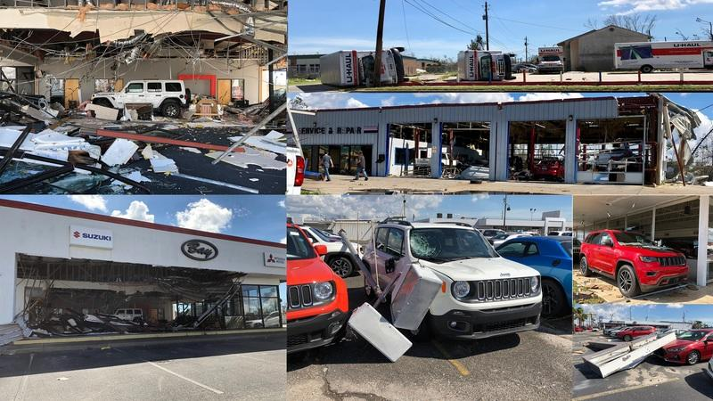 Hurricane Michael Did Some Serious Damage to These Dealerships