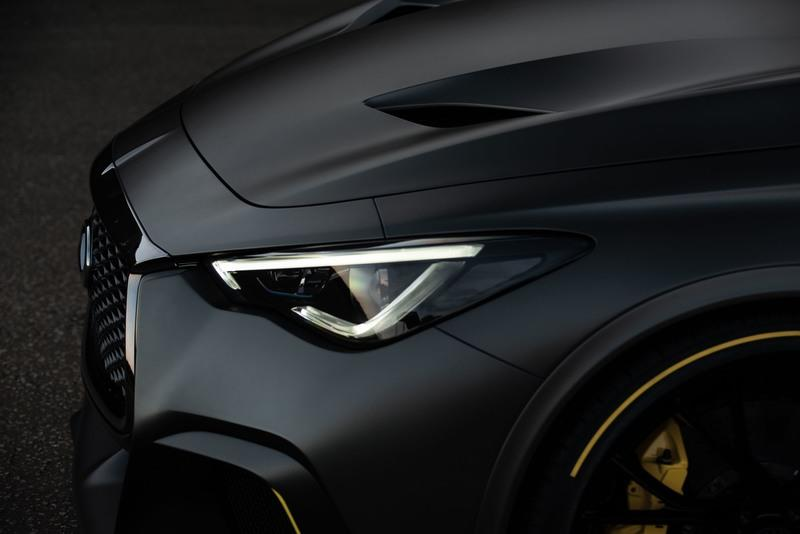 Infiniti Spills the Beans on Sexy Project Black S