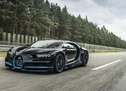 Is Bugatti Sandbaggin' The Chiron's Top Speed? Hennessey Thinks So - image 799984