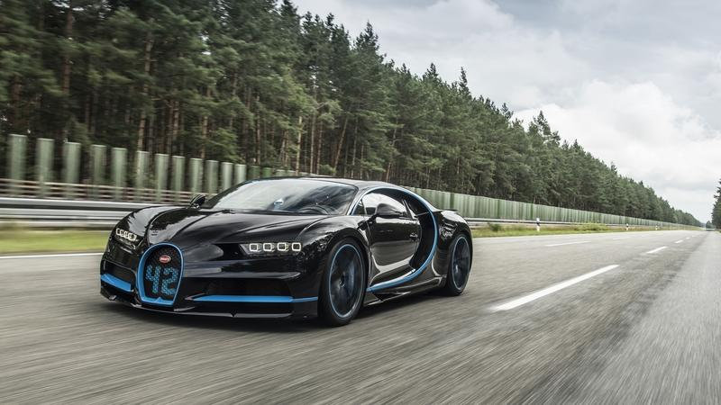 Is Bugatti Sandbaggin' The Chiron's Top Speed? Hennessey Thinks So