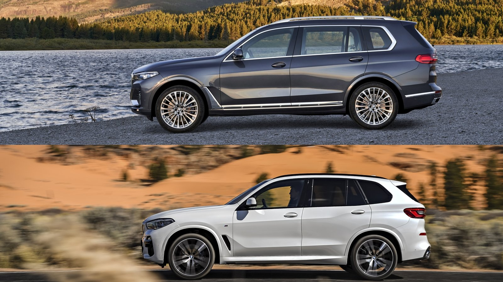 Is The 2019 Bmw X7 Too Similar To The Bmw X5 Top Speed