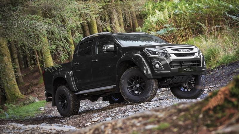 2018 Isuzu DMAX Arctic Trucks AT35